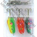 FISHING LURE BOX SERIES Spoon & spinner set