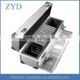 China Suppiler Aluminum Storage Box, Silver Dollar Coin Slab Holders ZYD-HZMcc005