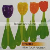 Inflatable Plastic Tulip flower, Inflatable flower, Flower decoration                                                                         Quality Choice