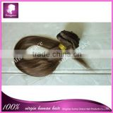 Virgin Philippine hair clip-in hair weave China wholesale