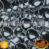 Factory Outlet Dazzle Graphic Skull Heads No.DGM-12281 Water Transfer Film Hydro Dip Film                                                                         Quality Choice
