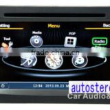Central Multimidia GPS for Audi A6 S6 RS6 1997-2004 car dvd player audio video satnav with bluetooth AD2P SWC