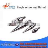 single screw Supply High-quality Accessories Screw For Plastic Injection Molding Machine