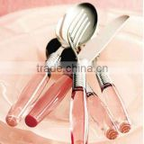 spoon;home decoration;home supply;knife;fork;kitchen tools