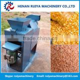soybean skin dehulling peeling processing machine