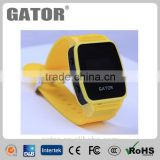 GSM GPS SOS gps kids watch 3g Position monitoring Location GPS Watch Android Ios Watch Phone