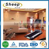 2016 Professional custom anti-slip pvc treadmill mat manufacturers