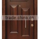 ... steel wooden armored doors /turkey door/armored door  sc 1 st  find quality and cheap products on China.cn & china supplier Turkey steel wooden armored security doors Luxury ...
