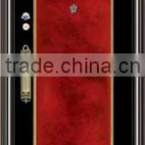 turkey armored door steel wooden door qidaMHG-6435