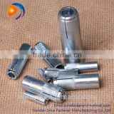 Supplier of all kinds of Drop in Anchor expansion anchor concrete bolts and fixing anchors