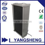 professional active column speaker box line array system