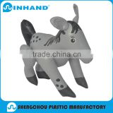 2016 Hot sale giant inflatable gray horse for advertising