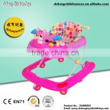 manufacturer cheap naughty baby walker simple round wheels baby Walker with best quality