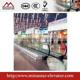 0,10,11,12 degree made in china moving sidewalk