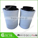 High-efficient Green Hose / Hydroponics Activated Carbon Charcoal Filter Ventilation Filter