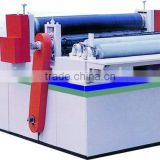 Jumbol roll to make small roll toilet tissue paper making machine/paper rewinding machine