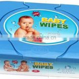 plastic baby wet wipe case