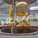 Large Titanium color stainless steel PVD coating machine (Suitable for sheet and pipe)