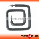 finned heating element