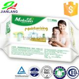 Fluff Pulp Material and Soft Breathable Absorption BABY DIAPERS WET WIPES