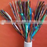 High Quality FLAT 4C Telephone Cable for Indoor Telephone Cords/Wires/Accessories/Equipments 50 PAIRS