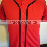 High quality youth team baseball jerseys&softball wear