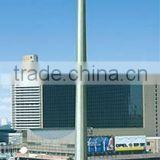 15m-60m high mast lighting tower