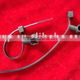 auto pipe clamp cable tie