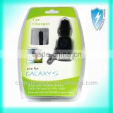 2100MA Hot Selling MINI USB Car CHARGER for samsung