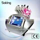 The Best Selling lipolaser slimming machine/650nm laser slimming(most popular and effective)