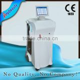 detachable trolly cuticle cooling e light machine//RF + IPL hair removel equipment