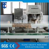 50kg bags packing machine/ginger net bag packing machine/vegetables net bag packing machine