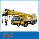 High capacity used in construction 20 ton hydraulic truck crane supply by professional manufacturer