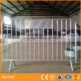 High Quality TUV Most Popular concert Mojo Barrier/crowd barricade/black barrier