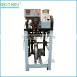 Semi-automatic shoe/handbag lace tipping machine