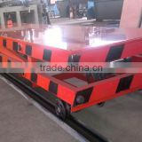 hydraulic motorcycle car lift table with roller