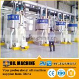 Sunflower Oil/corn oil/edible oil processing Usage and New Condition edible oil processing line