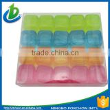 New arrival promotional Bar Accessories reusable plastic ice cubes