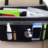 Front and Seat Back Storage back seat tray car organizer