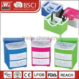 Guangzhou MINI plastic desk storage tidy