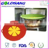 Cooking Universal Safeguard Lid for Slow Heating Warming Cooker Silicon pot Covers Custom Lids