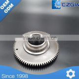 Good Quality Customized Transmission Gear Duplex Gear for Various Machinery