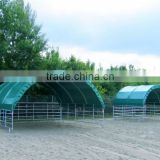 Steel Frame Livestock Housing Shelter .Ranch Cattle Shed , Animal Housing Shelter, goat shelter, Pasture Farm Shed