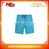 Hongen apparel new style OEM beach clothing 100% polyester fabric sublimated men's board short best new style blank board shorts