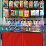 Supermarket Store Promotion Cart big capacity pop hook display