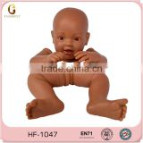 INQUIRY ABOUT oem soft vinyl reborn baby doll parts kits without clothes/black reborn baby dolls silicone