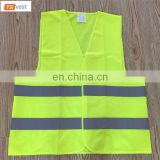 Wholesale EN ISO 20471 Safety Work Security Vest