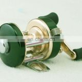 CL25W ultra light aluminium ice fishing reel