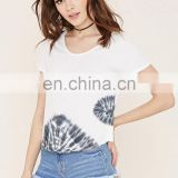 Girls New Fashionable Tie & Dye Rayon Tops Casual Wear Stylish Tops Tunic For Summers