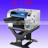 Stainless steel printing machine stainless steel uv printer